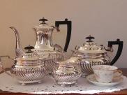 Art Deco Silver Tea/Coffee Set