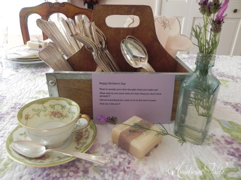 Silverware-Tray-Tea-cup-Card