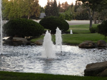Fountains at Brookside Farmhouse
